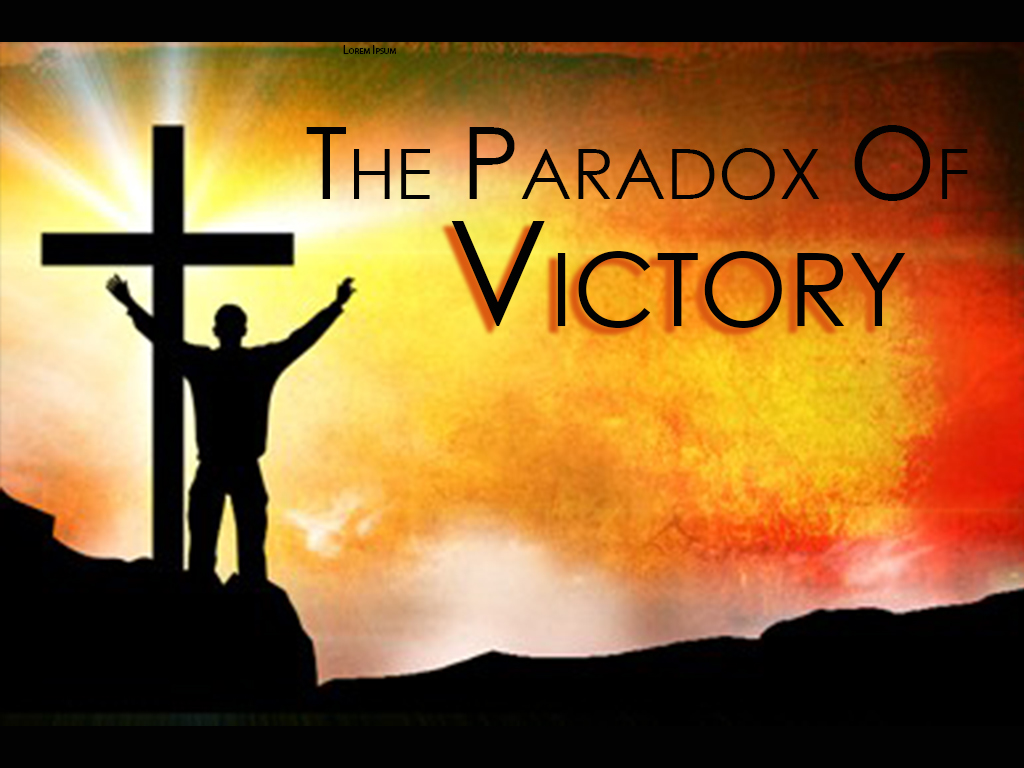 The Paradox Of Victory